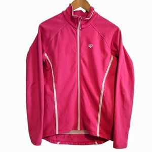 Pearl Izumi Mid Weight Fleece Cycling Jacket L